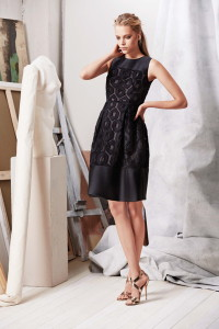 Machka 2015 Spring Summer Collection 14 - Black Dress