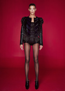 Arzu Kaprol Fall Winter 2014-2015 Collection 01