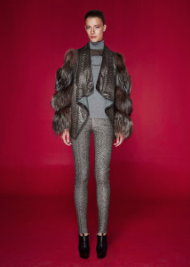 Arzu Kaprol Fall Winter 2014-2015 Collection 04