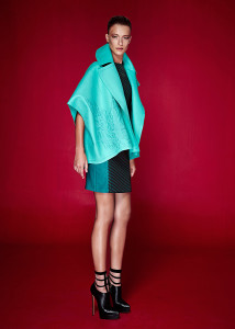 Arzu Kaprol Fall Winter 2014-2015 Collection 09