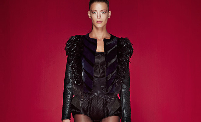 Arzu Kaprol Fall Winter 2014 2015 Collection