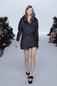 Dice Kayek Spring Summer 2015 Couture Mini Coat