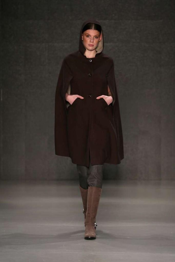 Cigdem Akin 2015-2016 Woman Coat