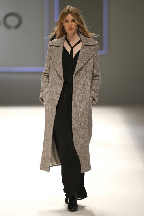 Mango Womens Fall Winter 2015 Long Coat