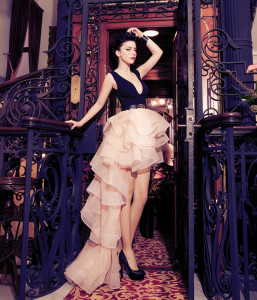 Sagaza Madrid Prom Dress