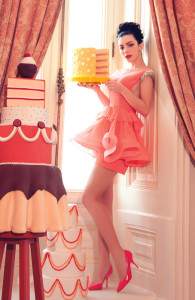 Sagaza Madrid Prom Dress Pink Mini Dress