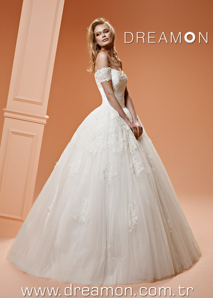 Dreamon Bambi Wedding Dress 2016
