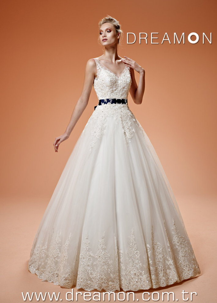 Dreamon Clementine Wedding Dress 2016