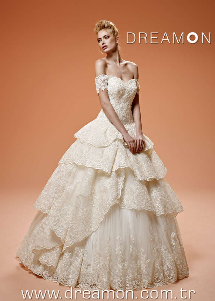 Dreamon Coco Wedding Dress 2016