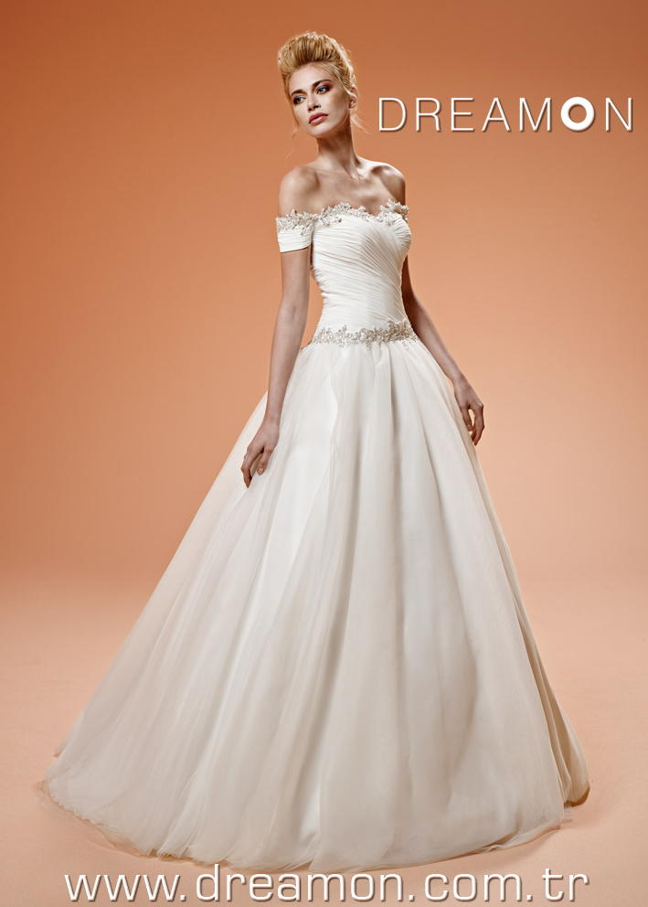Dreamon Gretel Wedding Dress 2016