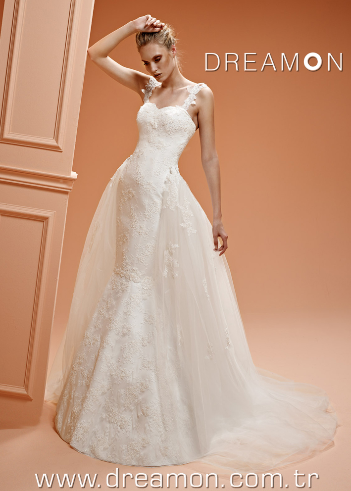 Dreamon Juliet Wedding Dress 2016