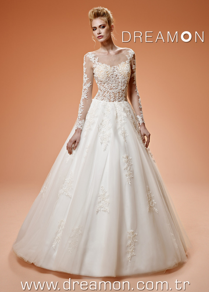 Dreamon Pollyanna Wedding Dress 2016