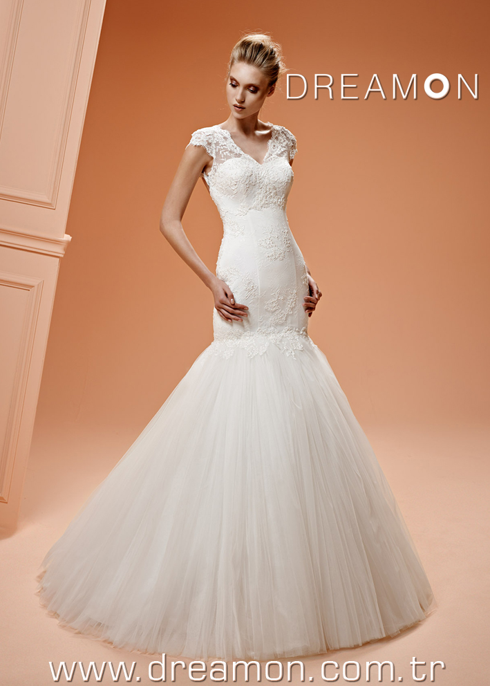 Dreamon Rosetta Wedding Dress 2016